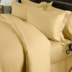 Egyptian Bedding 1200-Thread-Count Egyptian Cotton 4pc 1200T