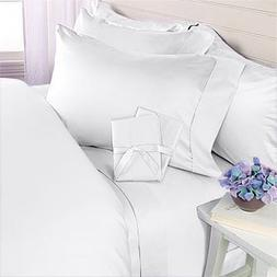 Egyptian Bedding Rayon from BAMBOO Sheet Set - Olympic Queen