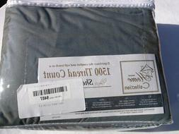 SWEET HOME COLLECTION 1500 THREAD COUNT SHEET SET QUEEN DEEP