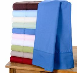 1800 Count Bamboo Comfort Extra Soft Bed Sheet Set Deep Pock