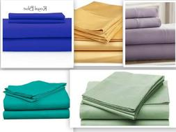 Persian Collection 1800 Count Fitted Sheet  Deep Pocket 16""