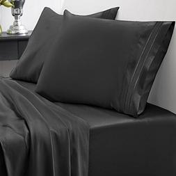 1800 thread egyptian brushed microfiber