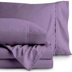 Bare Home Premium 1800 Ultra-Soft Microfiber Collection Quee