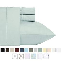 400 Thread Count 100% Cotton Sheet Set on Amazon - Mod Spa Q