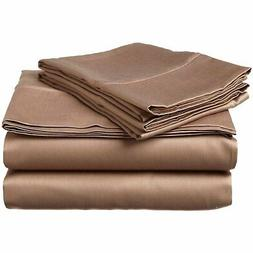 JB Linen 400 Thread Count 100% Pure Egyptian Cotton 4-Piece