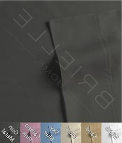 Brielle 510TC 100% Rayon from Bamboo Sateen Premium Sheet Se