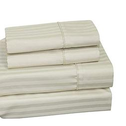 Royal Hotel 620-Thread-Count Sheet Set, Wrinkle-Free Cotton-