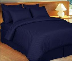 800 Thread Count -3 Piece- Egyptian Cotton Duvet Cover Full