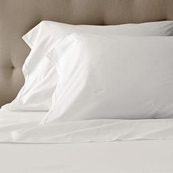800-TC 100% Egyptian Cotton Italian Finish 4 Piece Luxury Be