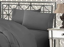 Elegant Comfort 4 Piece 1500 Thread Count Luxurious Super So