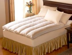 Pacific Coast 230 Thread Count Cotton Baffle Channel Euro Re