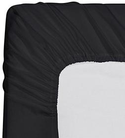 Utopia Bedding Fitted Sheet  - Deep Pocket Brushed Microfibe