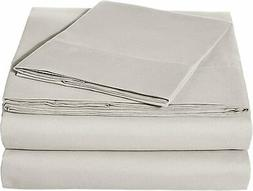 Amazon Basics Microfiber super soft easy care queen sheet se