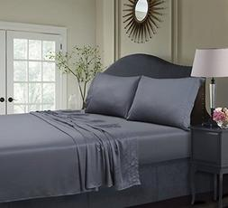 TRIBECA LIVING BAMB300SSQUST 300 TC Rayon from Bamboo Deep P