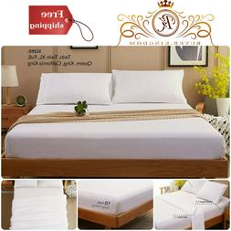 Bed Sheets Set With Hypoallergenic And Stain Resistant Micro