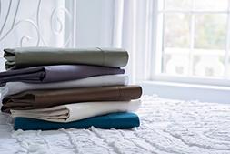 Magnolia Organics Dream Collection Sheet Set - Queen, Natura