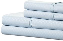 Brushed Microfiber Sheets Set- 4 Piece Hypoallergenic Bed Li