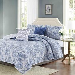 Sweet Home Collection Decorative Fashion Set Includes Quilt