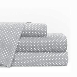 Egyptian Luxury 1600 Series Hotel Collection Pindot Pattern
