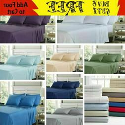 egyptian comfort 3000 count 6 piece bed