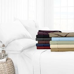 egyptian hotel collection bed sheet