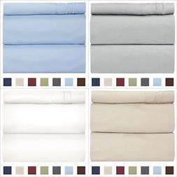 CGK Unlimited Extra Soft Luxury Wrinkle Free Bed Sheet Lot S