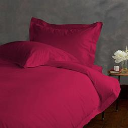 Heavy Weight Egyptian Cotton, Hotel Classic Hot Pink Solid 1