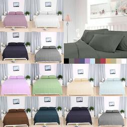 Hotel Quality Large Pocket Soft Microfiber Fitted Sheet Pill