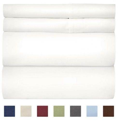100 percent cotton sheets queen size 400