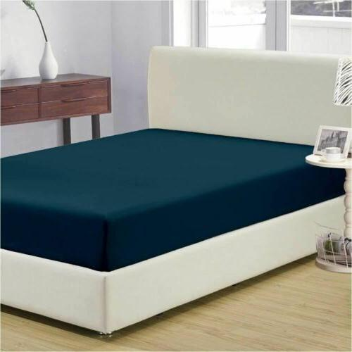 Mellanni Fitted Sheet Fade, Stain Resistant
