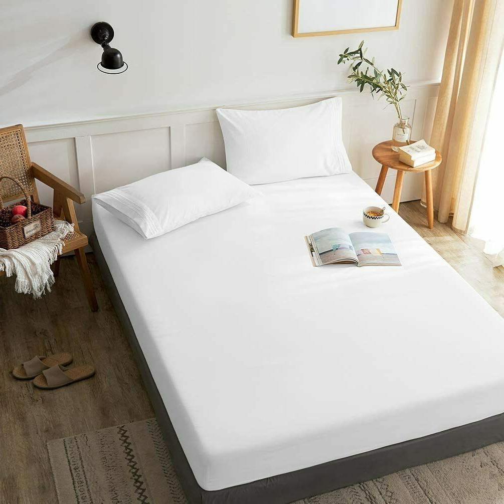 🥇Egyptian Cooling Bed Sheets