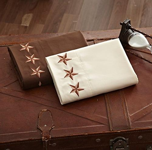 2400 Regal Texas Star Embroidered