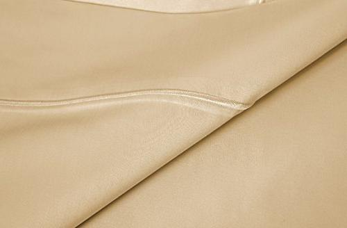 CHATEAU HOME COLLECTION 800-Thread-Count Egyptian Cotton Deep Pocket