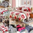 9 Pattern 3D Printed Bedding Set Quilt Cover Bed Sheet Chris