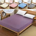 New 2 Sizes Anti Allergy Household Decor Mattress Cover Shee