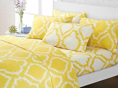 Chic Home Arianna 6 Piece Sheet Set with Pillowcases Ikat Me