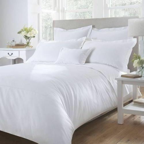 Sheet Set White Solid 1000 Thread Count Egyptian Cotton Prem