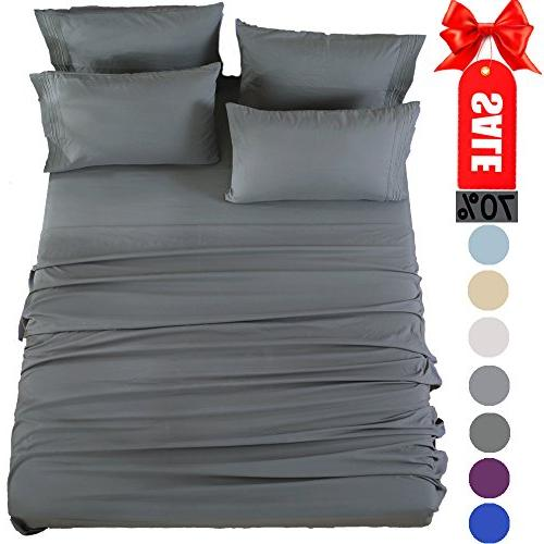 bed sheets set california king