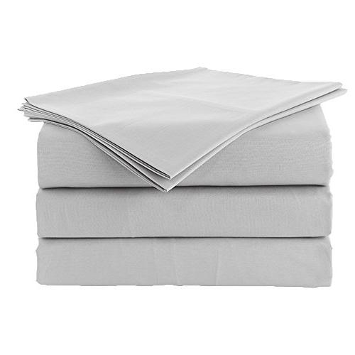 aashirainwear Queen 4 Set Pocket, All Round, 100% Cotton Stronger Durable by