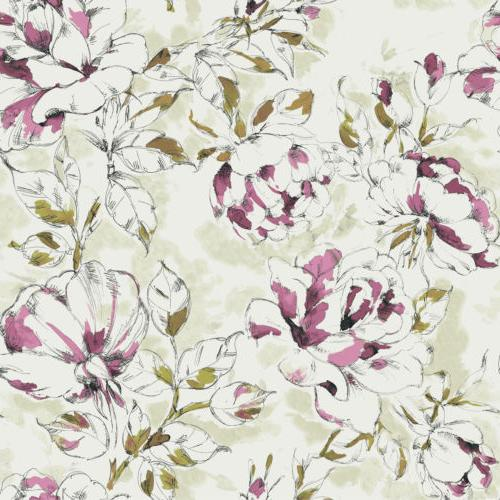 Dolce Floral 4-Piece 1800 Count Sheet