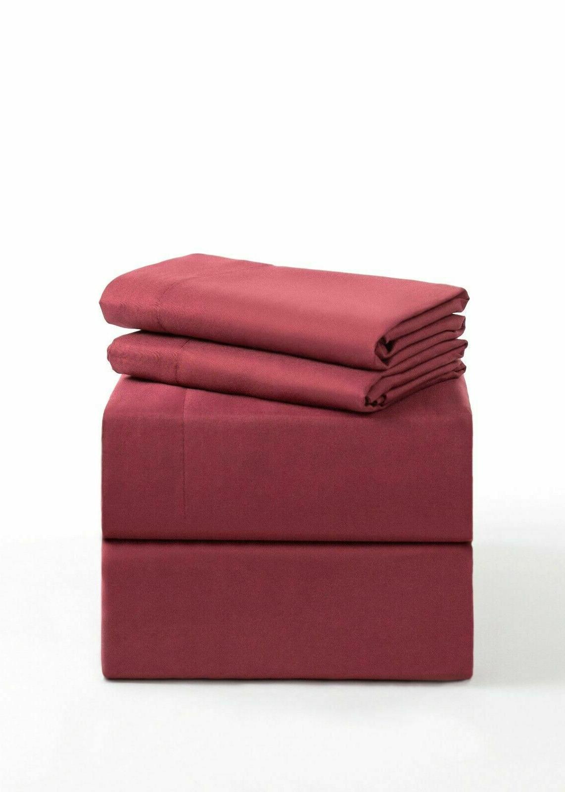 Egyptian Luxurious Series 4 Bed Sheet Sheets