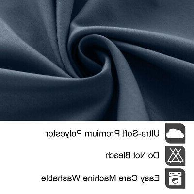 Fitted Large Pocket Microfiber Breathable