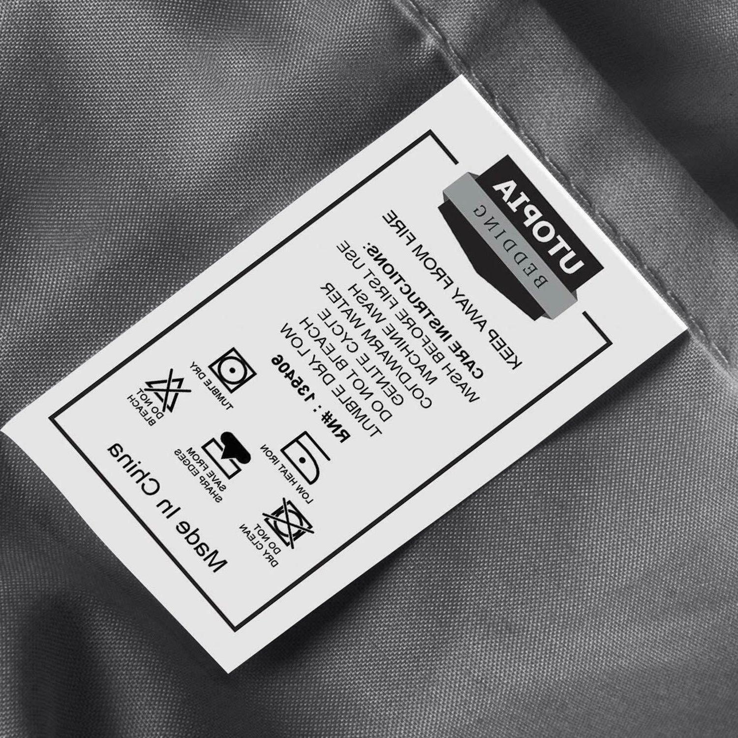 Fitted Sheet Comfortable Luxury Soft By