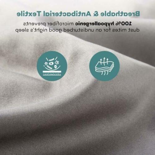 full Soft 6 Pocket Bed Sheet