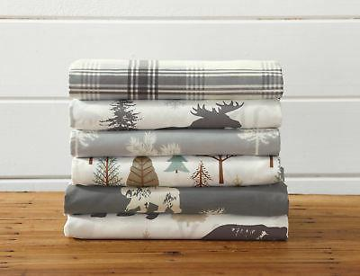 Lodge Printed Microfiber Sheet Set By Great Bay Home