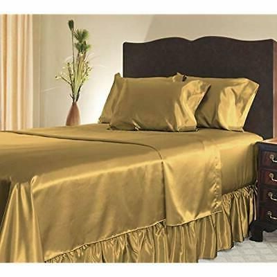 Luxury Queen Size Satin Fitted Home