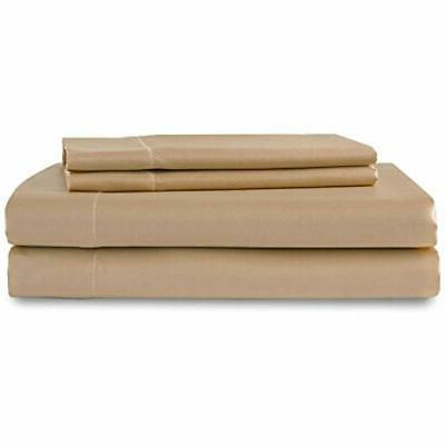 Luxury Queen Size Fitted Sheet Home