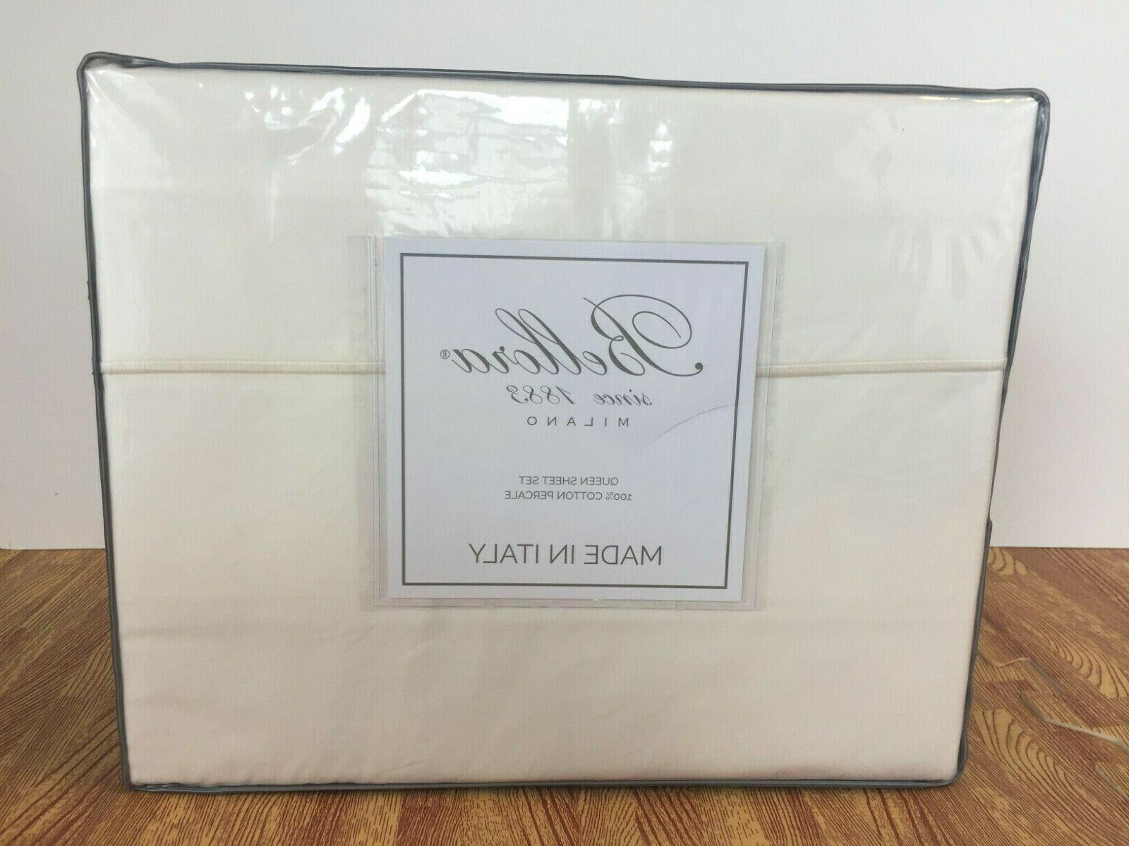 made in italy queen 4 pc sheet