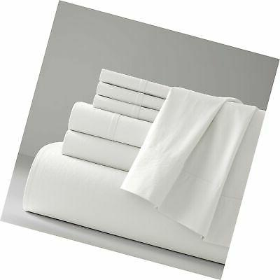 Now House by Jonathan Adler and Sheet Bundle, White Queen