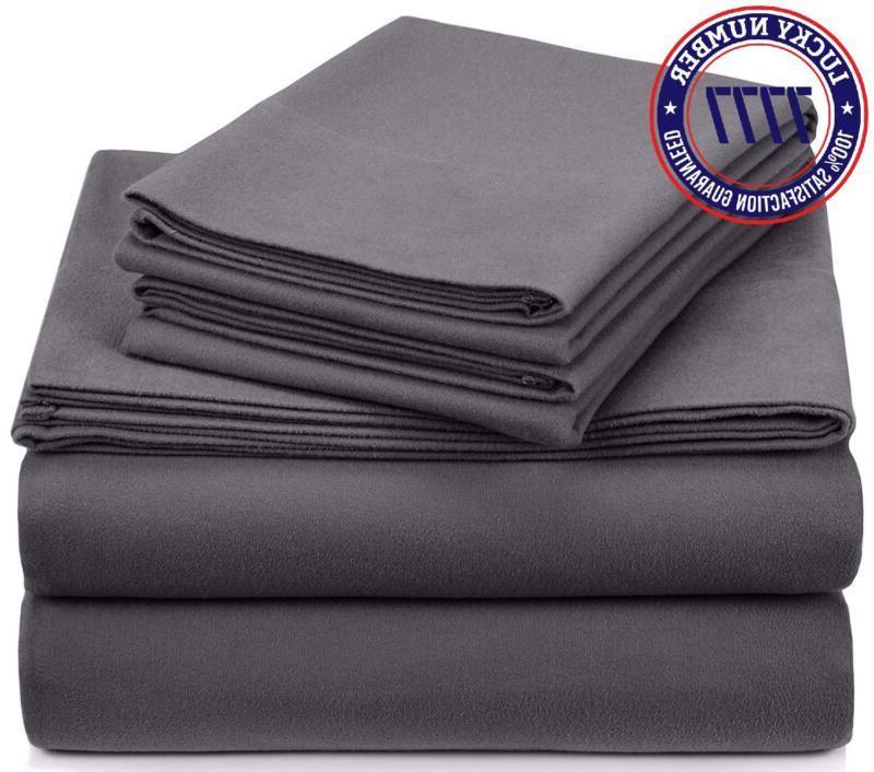 Pinzon 190-Gram Heavyweight Sheet Set -